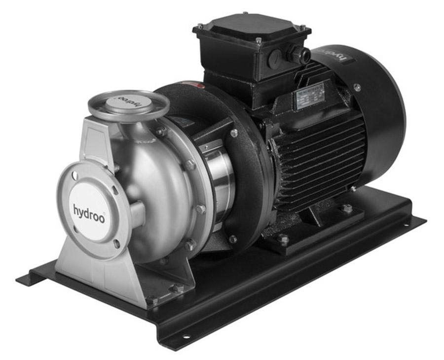 NDROO Blockpumpe / Normpumpe von hydroo