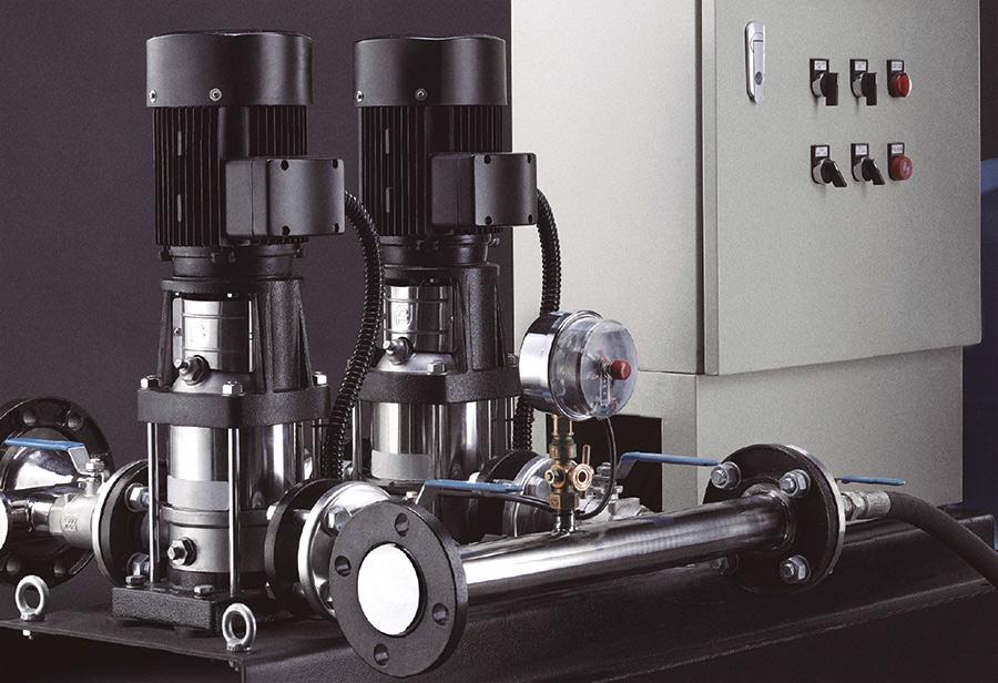 XDROO Druckerhöhungsanlage von hydroo