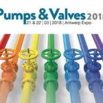 Hydroo auf der Pumps & Valves 2018 in Antwerpen